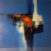 Savinelli Francesco - Composizione in Blu