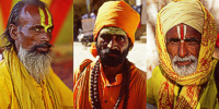 Casonato Piero - Indian portraits a