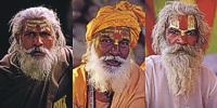 Casonato Piero - Indian portraits b