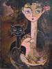 Ponce de León Carmen - La mujer y el gato